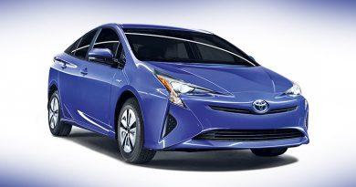 Novo Prius é exemplo de tecnologia sustentável