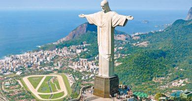 Jogos Olímpicos chegam ao Rio