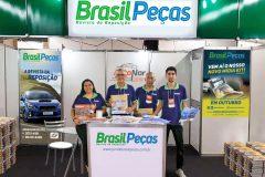 Estande do Brasil Peças na Autonor 2019.