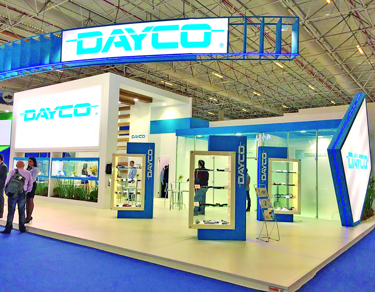 Dayco celebra resultados , dayco, bomba d'agua, mangueira de arrefecimento