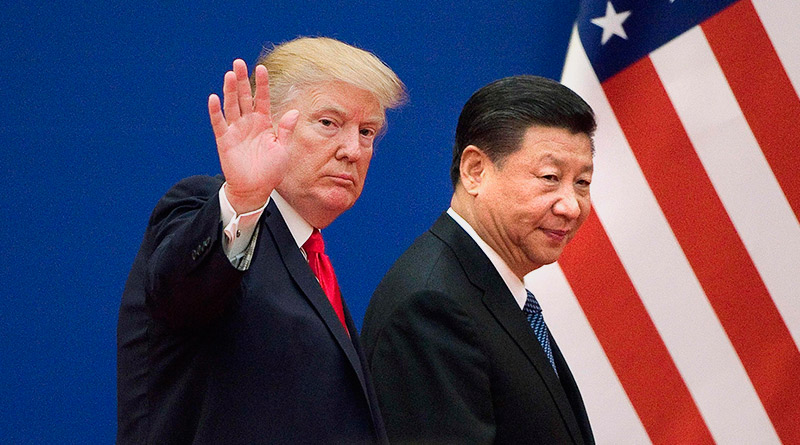 EUA X China-Trump-vendas-tarifas-produtos