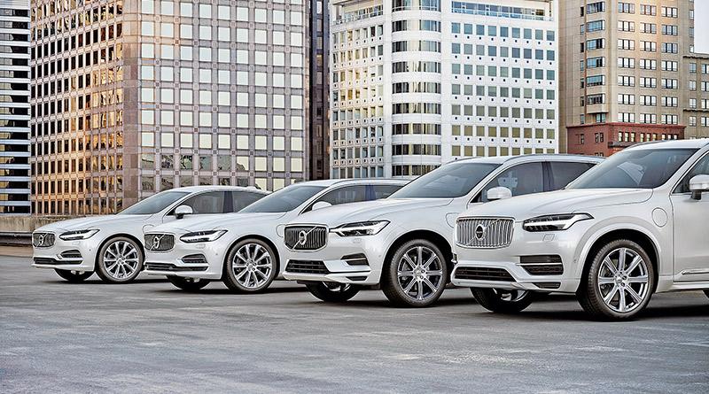 Volvo Car-carros-fabricas abc-prédios