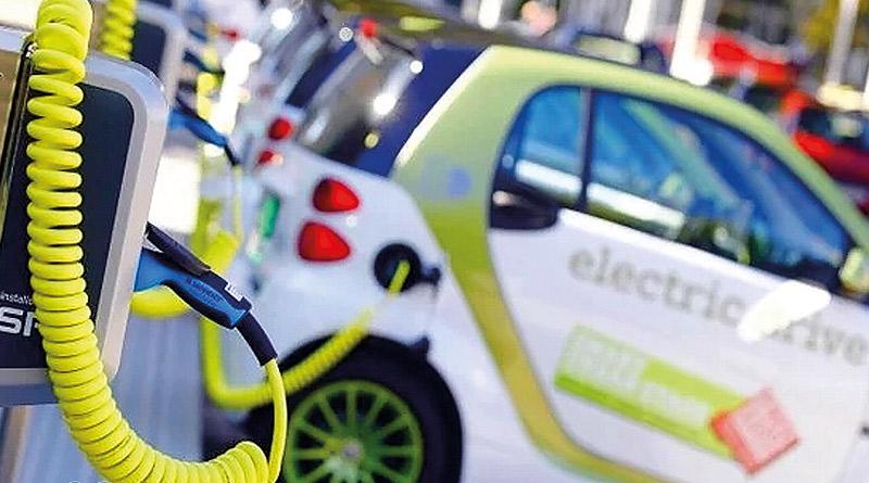 União Europeia-redução de emissão carbono-carro elétrico
