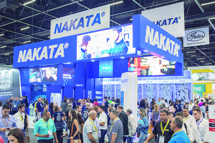 vice-liderança em amortecedores-NAKATA