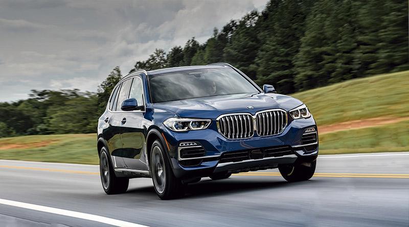BMW produzir novo X5-fabrica bmw-X5-utilitário esportivo