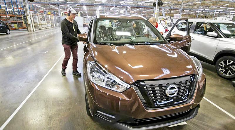 Nissan de Resende,fábrica,kicks