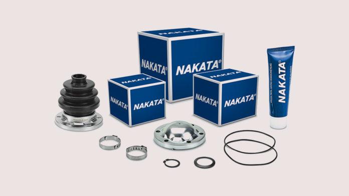 Novos kits de reparo da junta, nakata