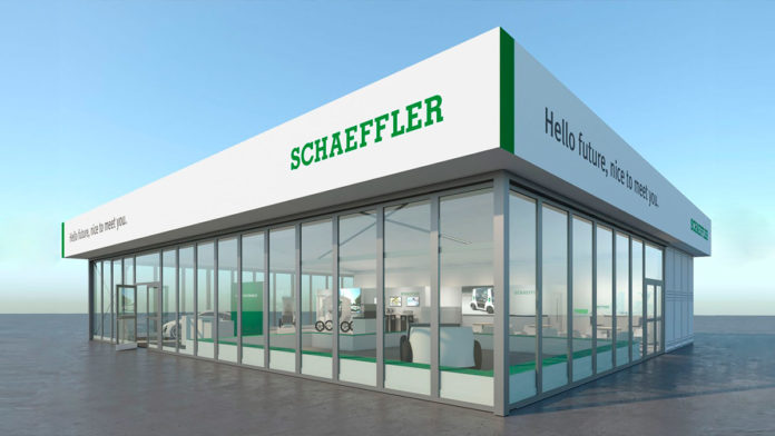 Mais de 2 mil patentes ao ano, Schaeffler