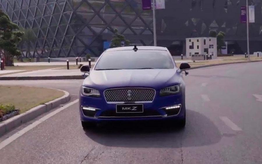 direção remota com 5G,ford, Smart China Expo