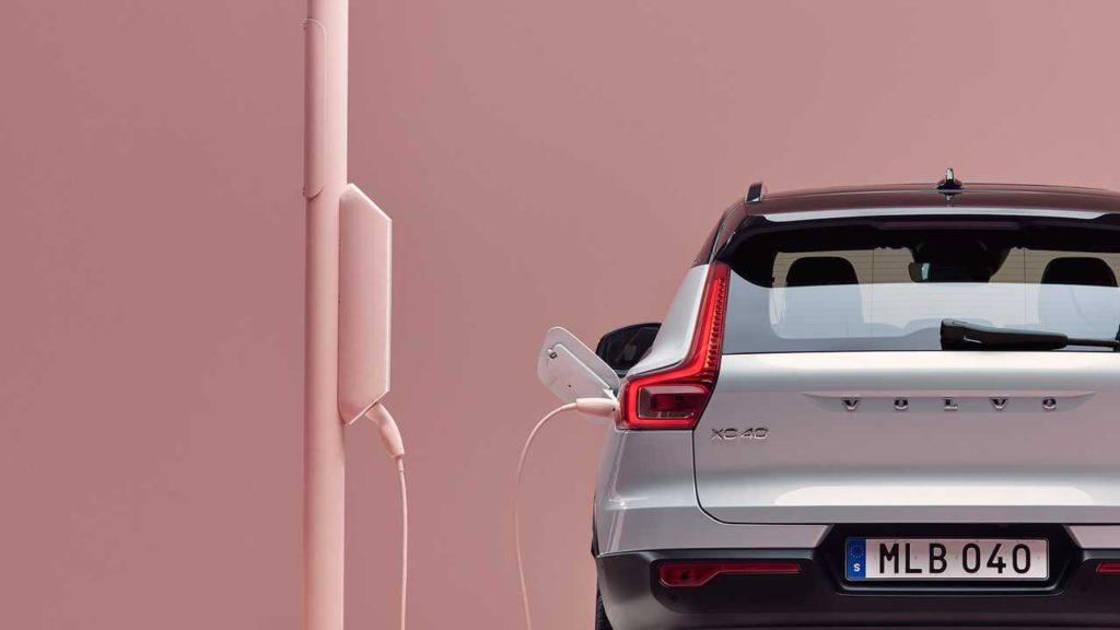 primeiro elétrico da marca Volvo, Volvo lança primeiro carro