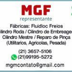 Representante de autopeças MGF